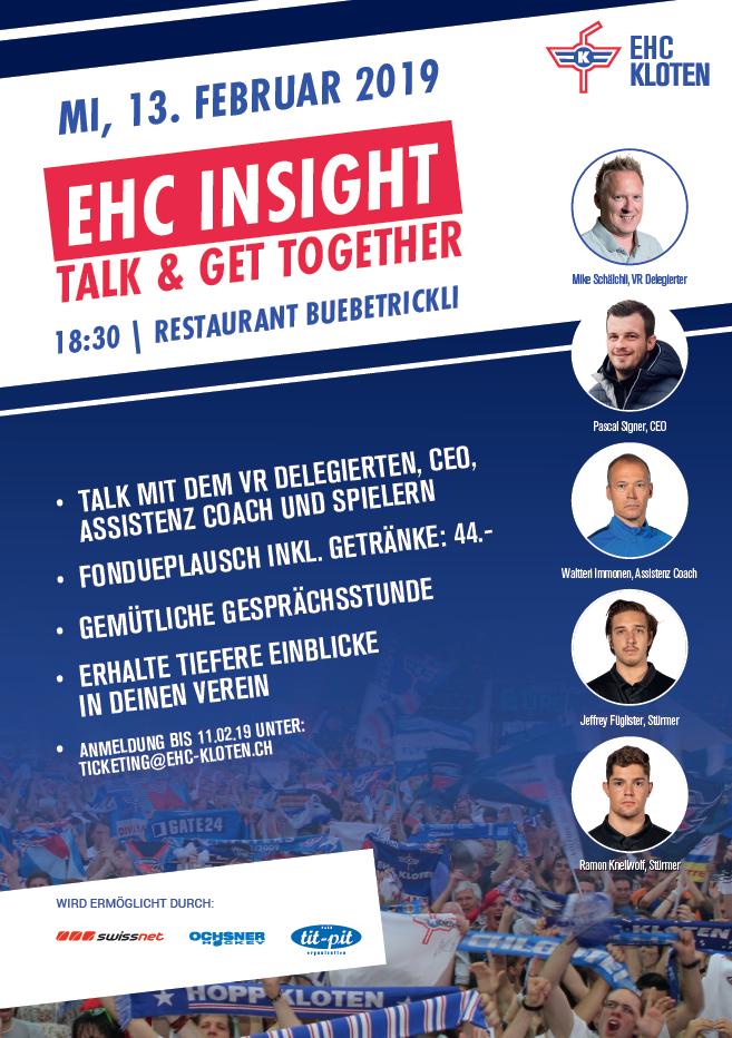 20190213 EHC Insight Flyer